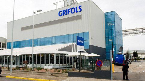 Grifols gana 186 millones hasta marzo, un 63 % más, pese a crisis sanitaria