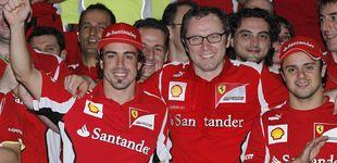 Post de Por qué la vuelta de Stefano Domenicali podría ser un pelotazo para Ferrari