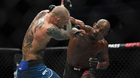 UFC 235: así fue la pobre victoria del renacido Jon Jones en Las Vegas