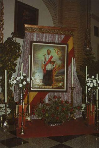 Foto: El tío mártir del socialista Torres Mora: fusilado y torturado por su fe