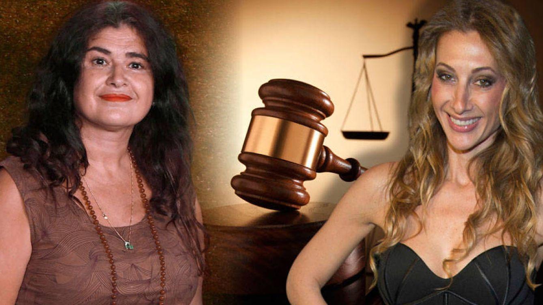 Lucía Etxebarría pierde el juicio que le puso a Mónica Pont después de llamarla guarra