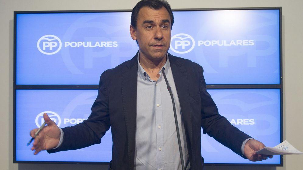 Foto: Fernando Martínez-Maíllo, vicesecretario de Organización del PP y presidente del partido en Zamora (Efe).