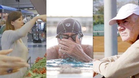 Elecciones 2019, en directo: compras en el mercado, natación y tenis, antes del 26-M