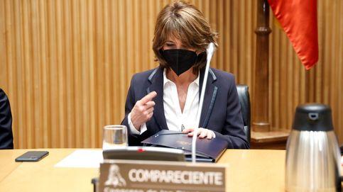Unidas Podemos alienta la dimisión de la fiscal general del Estado por el caso Villarejo