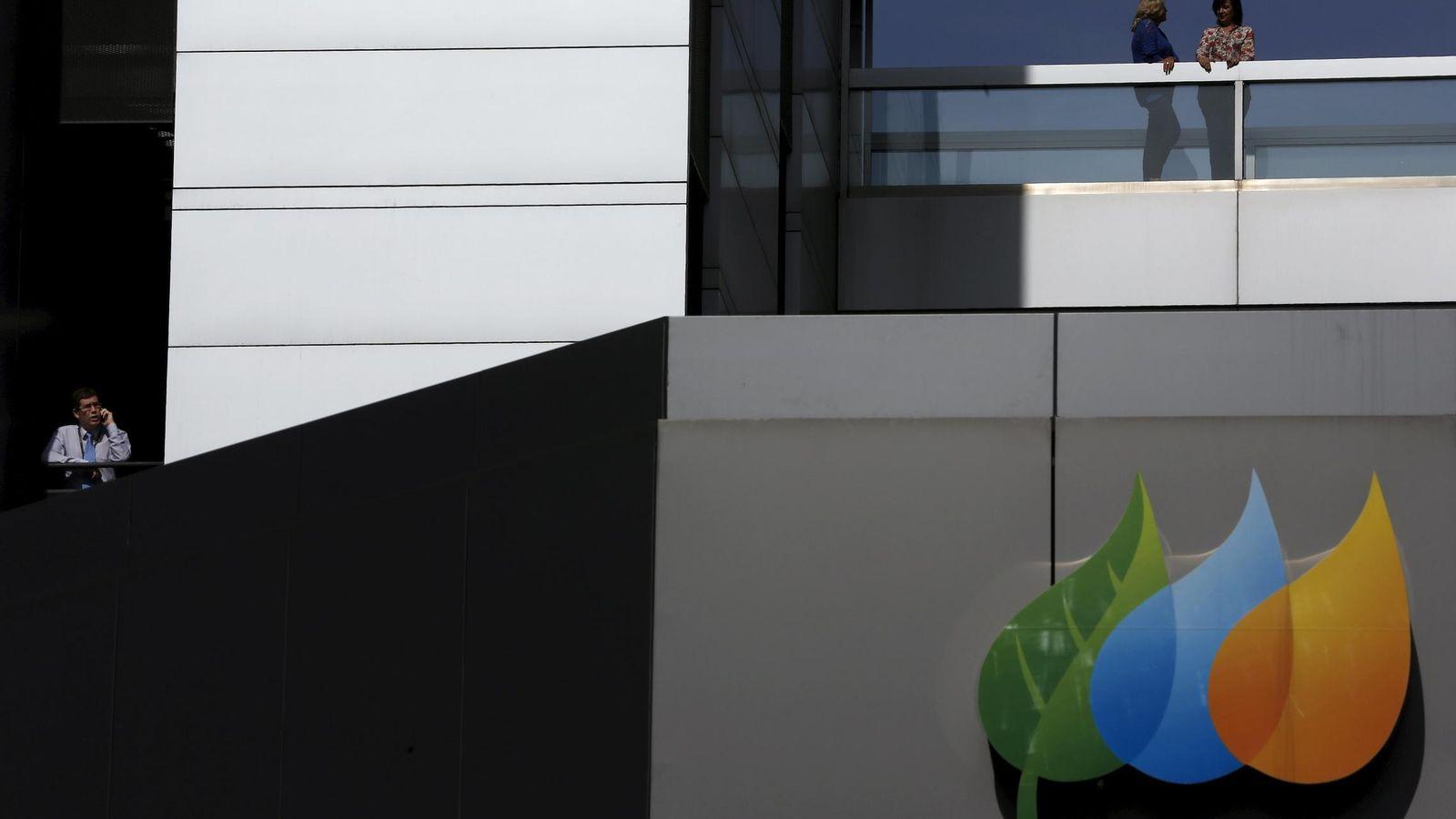 Foto: Fachada de una de las sedes de Ibedrola. (Reuters)
