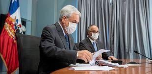 Post de Chile incluyó en su lista de recuperados del coronavirus a los muertos: