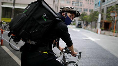 De medallista olímpico a repartidor de comida a domicilio en bicicleta