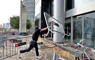 Foto: La revuelta social en España por la crisis comienza en Cataluña