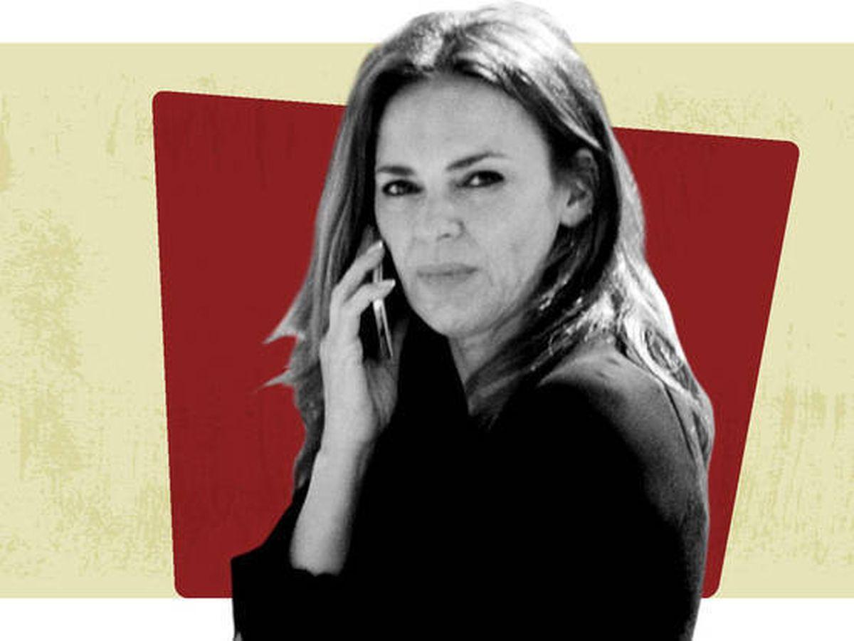 Foto:  Olga Moreno, la mujer de Antonio David. (Vanitatis)