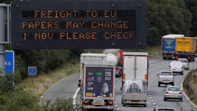 """La UE dice que UK no propone """"alternativas creíbles"""" mientras se agota el plazo del Brexit"""