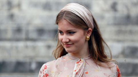 Al igual que Leonor, las 'teen royals' también llevan tacones (menos una)