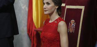 Post de Todos los detalles del look de la Reina en el Congreso