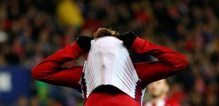 Post de El largo despiste de Griezmann mosquea al Atlético de Madrid