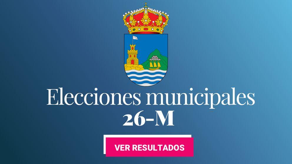 Resultados de las elecciones municipales 2019 en Estepona