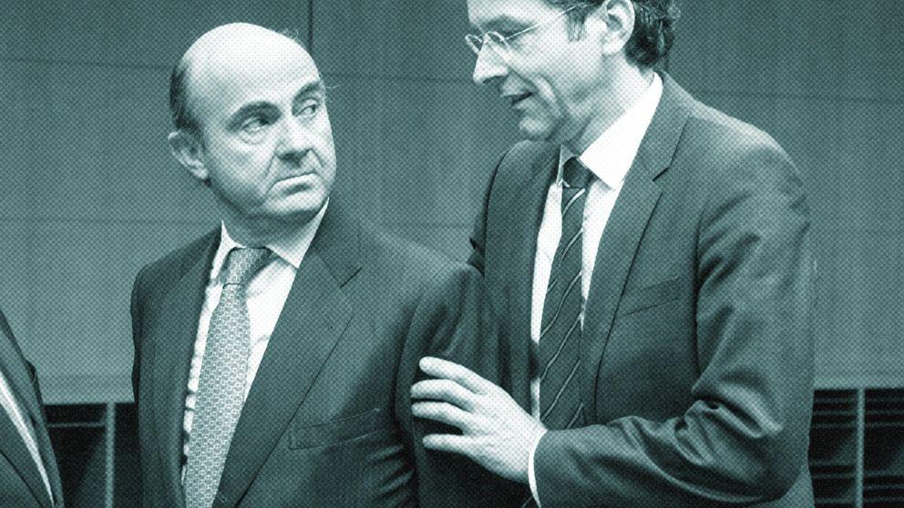 La tragicomedia griega y España colgada de la brocha
