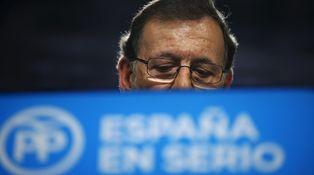 El PSOE necesita un trofeo, Rajoy
