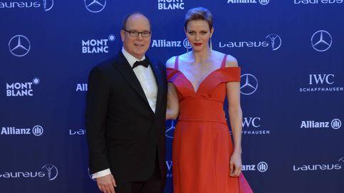 Charlène y su look de 5.000 euros para enfrentarse a las WAG