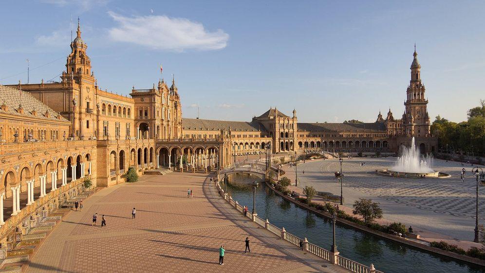 Foto: Plaza de España de Sevilla (Carlos Delgado-CC)