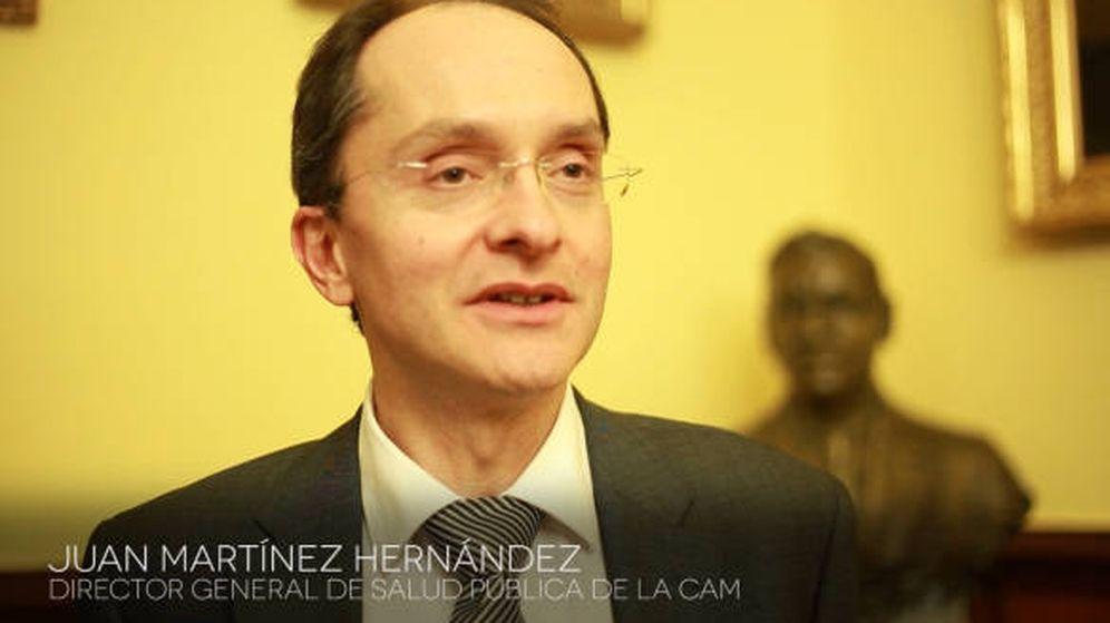 Foto: Juan Martínez Hernández, en un vídeo.