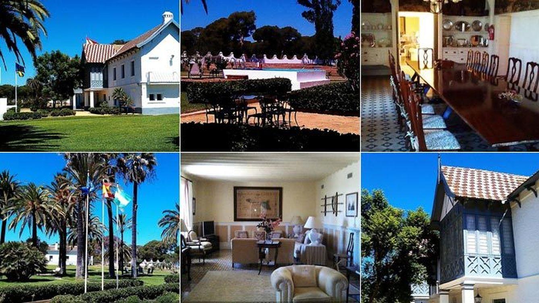 El veraneo de presidentes y reyes: las cuatro residencias vacacionales a su disposición