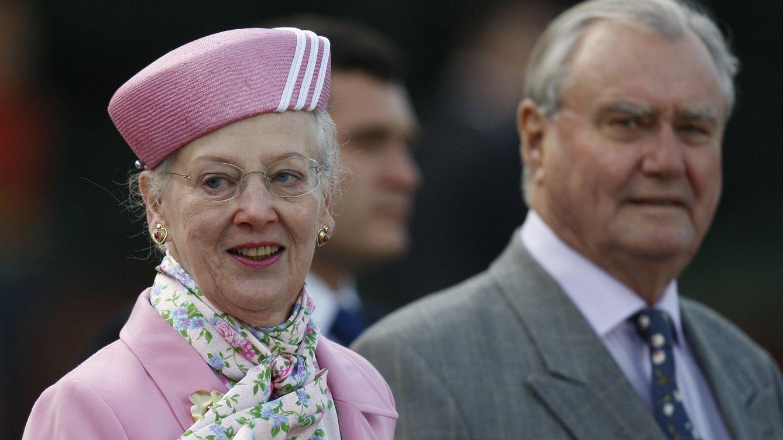 Foto: Margarita junto a su marido, el príncipe Enrique (Gtres)