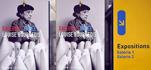 El mundo del arte llora la pérdida de Louise Bourgeois