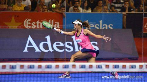 El 'puntazo' de Marta Marrero para meterse en la final del Sevilla Open