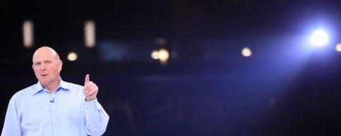 """El último show de Steve Ballmer en Microsoft: """"Qué espectáculo tan triste"""""""