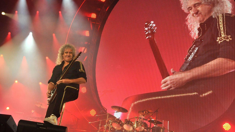Brian May de Queen