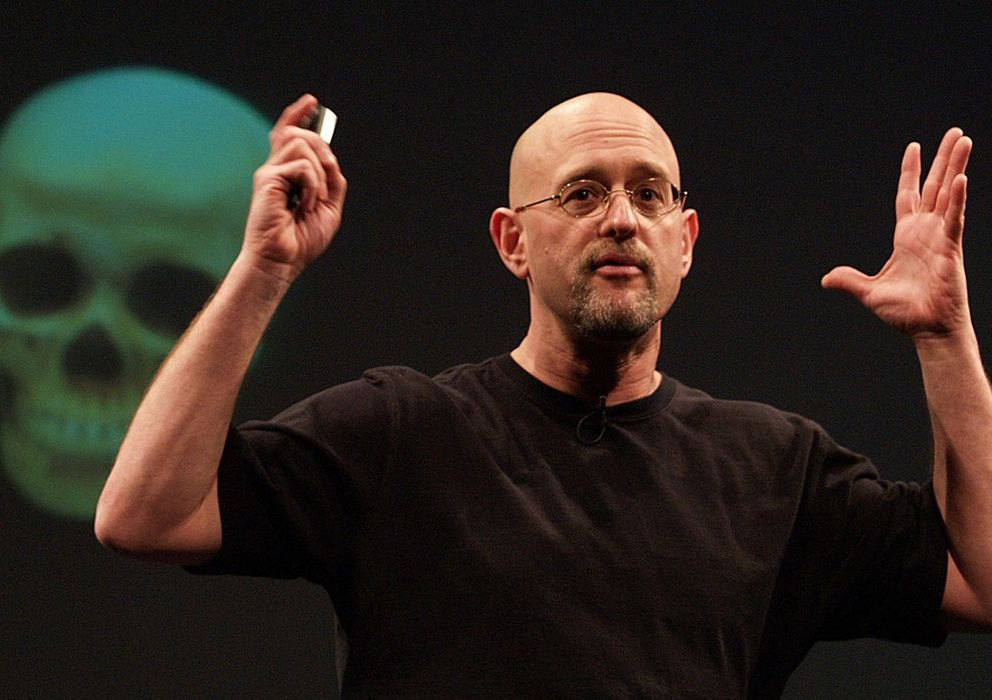Foto: El psicólogo de Harvard Daniel Gilbert. (TED)