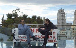 Reproches entre Risto y Pablo Iglesias: Eres un demagogo