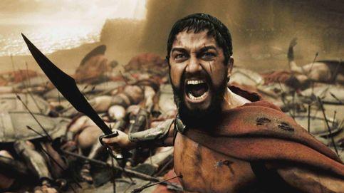 La lección que nos enseña la película 300: lo que no te mata te hace más fuerte