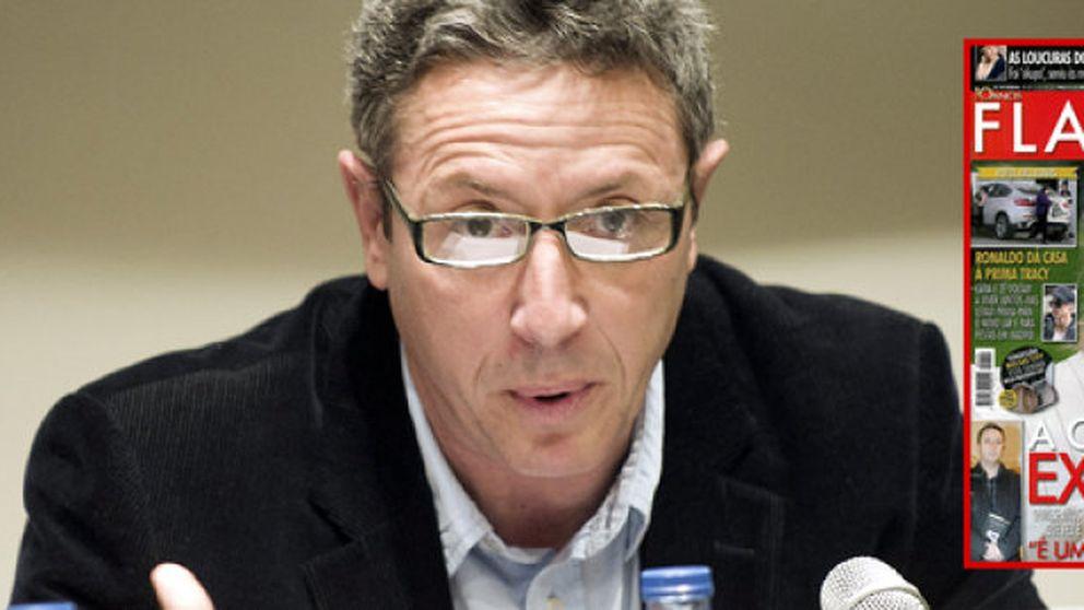 Alonso Guerrero, exmarido de Letizia, da el salto a las portadas