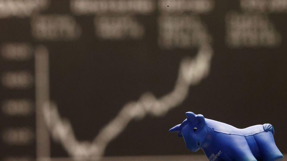 El Ibex, el patito feo de Europa en el 'amago' de rebote de abril