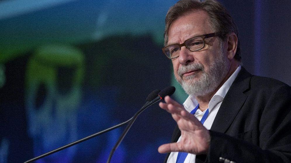 Foto: Juan Luis Cebrián, consejero delegado de PRISA (EFE)