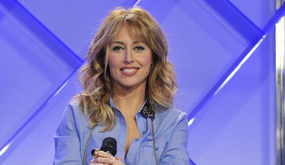 Foto: Emma García, presentadora de 'MHYV'