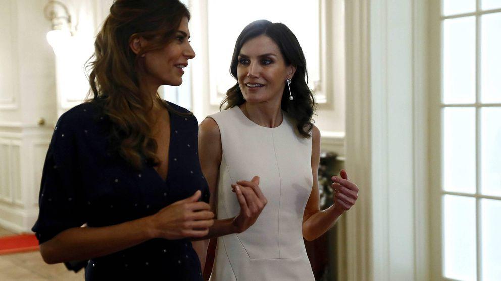 La visita de la reina Letizia, vista por la prensa argentina
