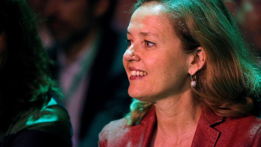 Foto: La ministra de Economía y Empresa en funciones, Nadie Calviño. (EFE)