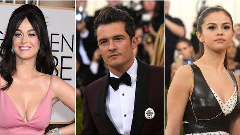 Las fotografías de Orlando Bloom y Selena Gomez que Katy Perry no querrá ver