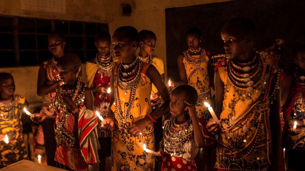 Foto: Se estima que 200 millones de mujeres en todo el mundo han sufrido mutilación genital (EFE/Patricia Martínez)