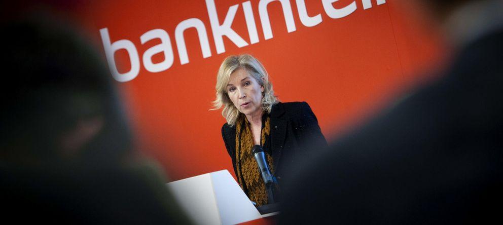 Foto: La consejera delegada de Bankinter, María Dolores Dancausa