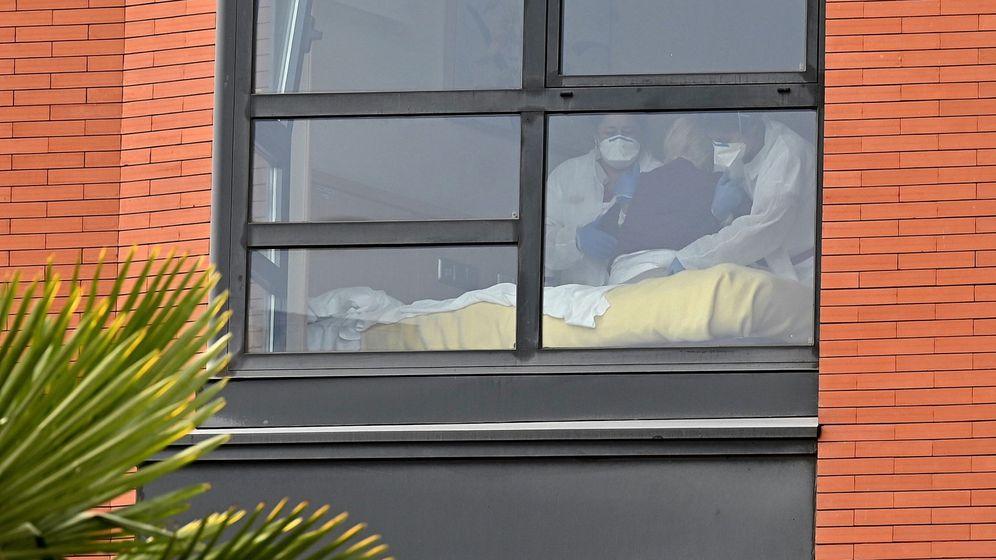 Foto: La Fiscalía investiga la muerte de 18 ancianos en la residencia Montehermoso. (EFE)