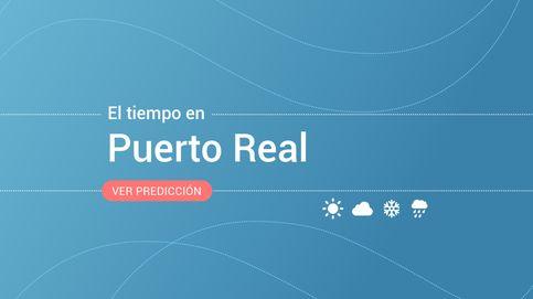 El tiempo en Puerto Real: previsión meteorológica de hoy, lunes 9 de septiembre