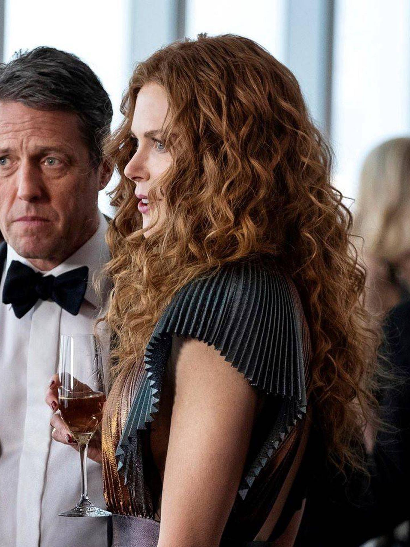 Nicole Kidman, en la última serie de HBO. (Cortesía)