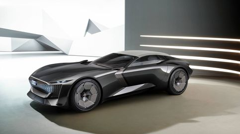 Audi presenta un eléctrico de conducción autónoma que varía de forma y longitud