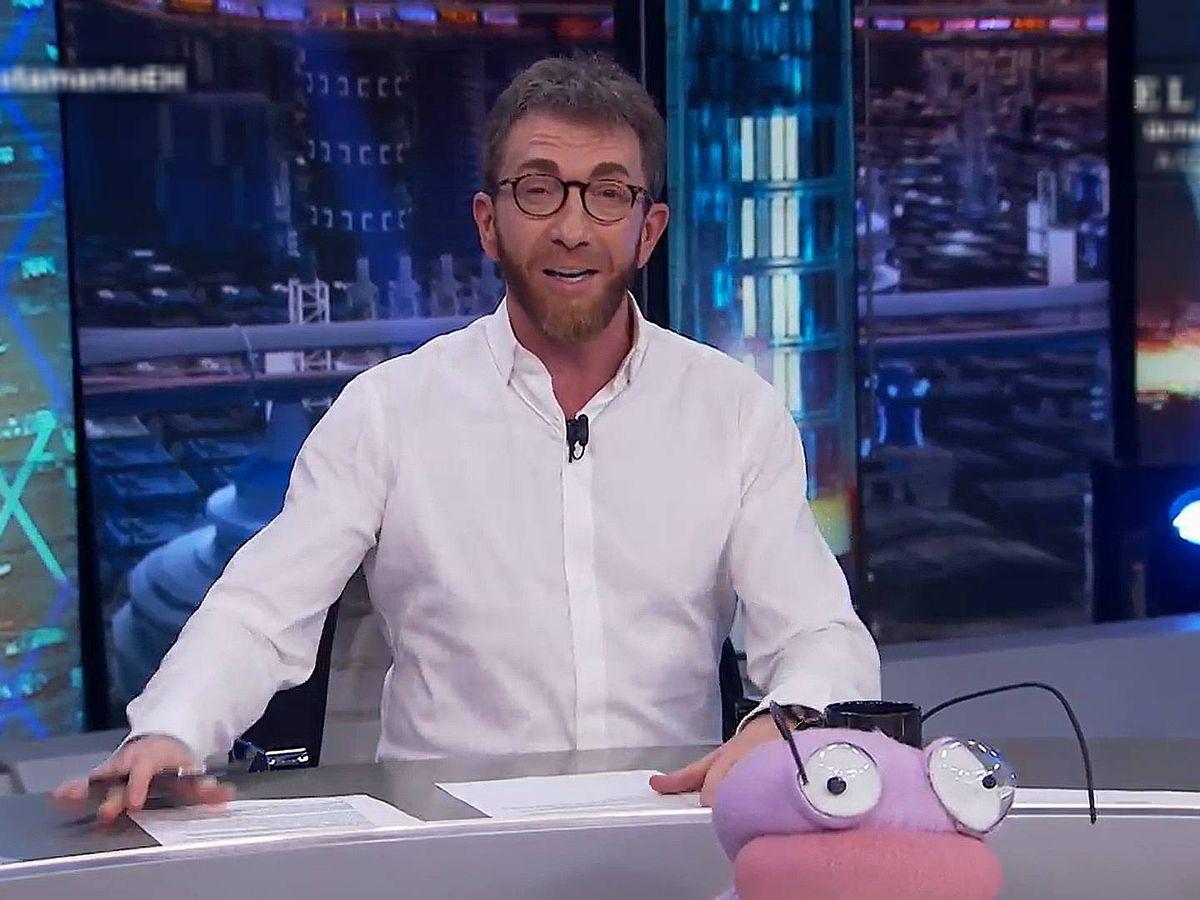 Foto: El presentador Pablo Motos. (Mediaset)