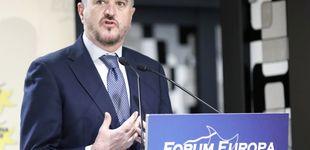 Post de Iturgaiz, de ser cortado para las europeas a pedir el voto contra