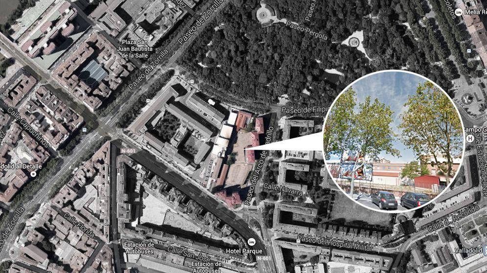 Foto: Defensa pone a la venta medio millón de metros cuadrados por 11,2 millones