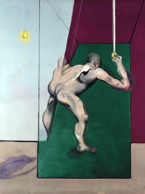 Sale a subasta una obra que Francis Bacon donó a cambio del alquiler de un estudio en Londres
