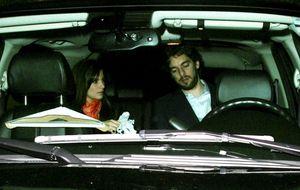 Pau Gasol y su novia Silvia pasean su amor por un restaurante del west Hollywood